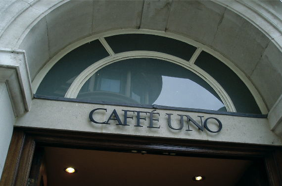 Prezzo including Caffé Uno and Chimichanga